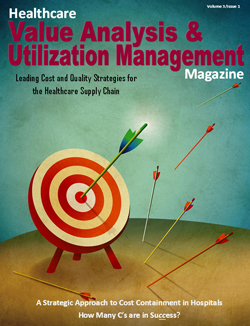 Healthcare Value Analysis and Utilization Magazine