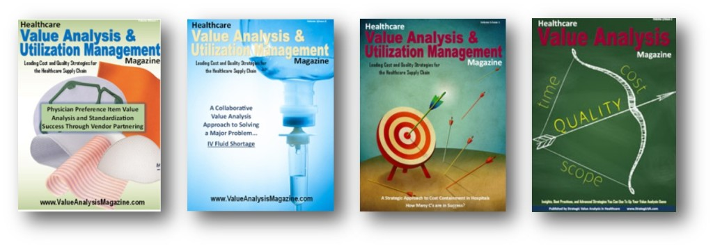 Healthcare-Value-Analysis-Magazine-Issues