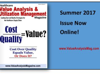 Healthcare Value Analysis